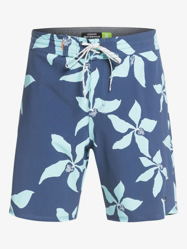 "Waterman Falling Blossom 19"" - Board Shorts for Men  EQMBS03064"