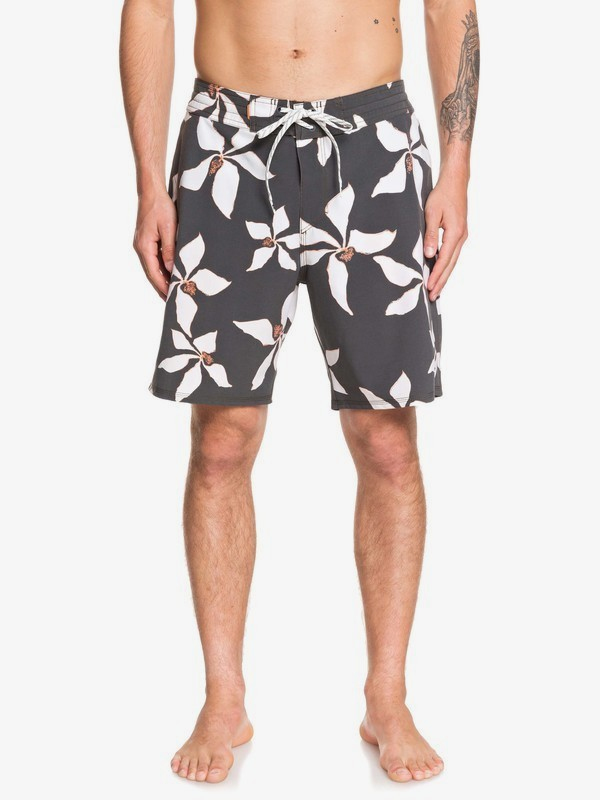"""Waterman Falling Blossom 19"""" - Board Shorts for Men  EQMBS03064"""