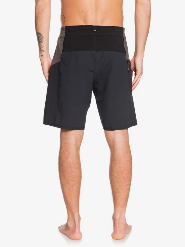 "Waterman Indo Warrior 19"" - Board Shorts for Men  EQMBS03067"
