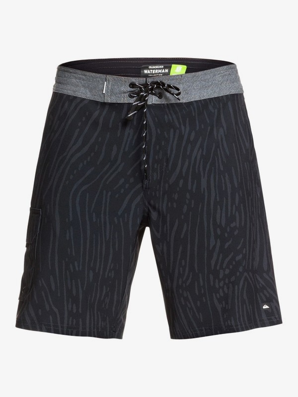 "Waterman Angler Ripples 20"" - Beachshorts for Men  EQMBS03069"