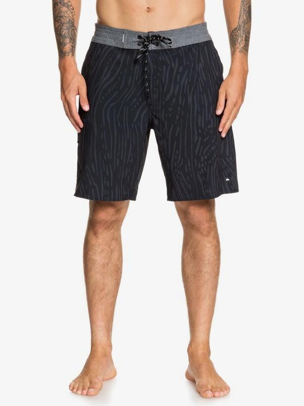 "Waterman Angler Ripples 20"" - Beachshorts for Men  EQMBS03069"