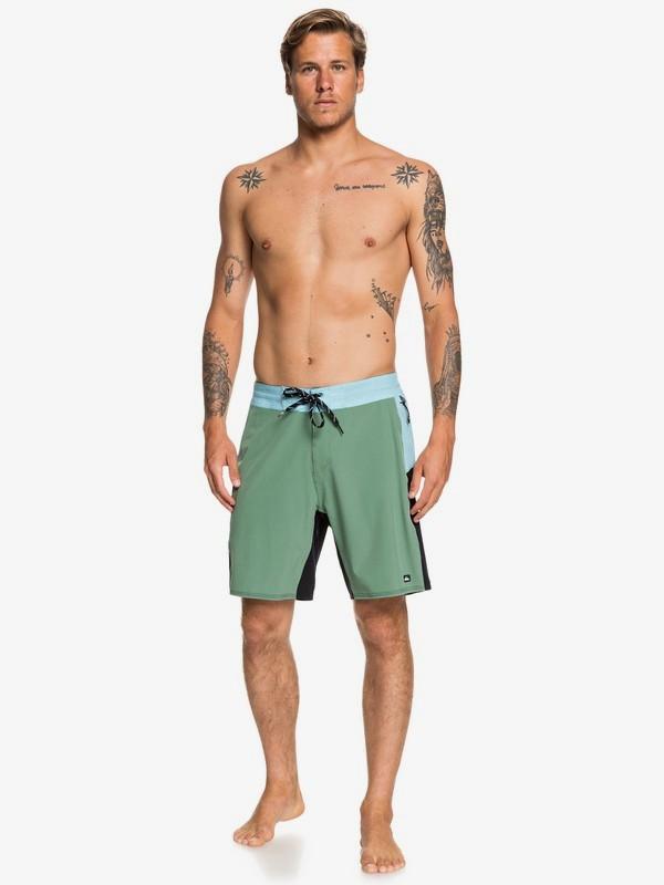 "Waterman Paddler 19"" - Board Shorts for Men  EQMBS03074"