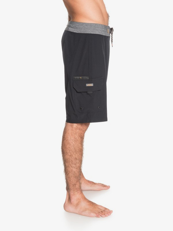 "Angler 20"" - Board Shorts for Men  EQMBS03075"