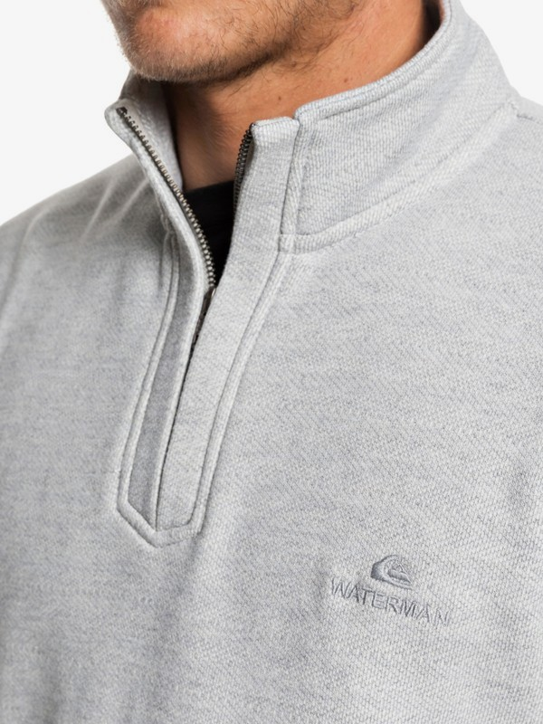 Waterman Ocean Nights - Half-Zip Mock Neck Sweatshirt for Men  EQMFT03045