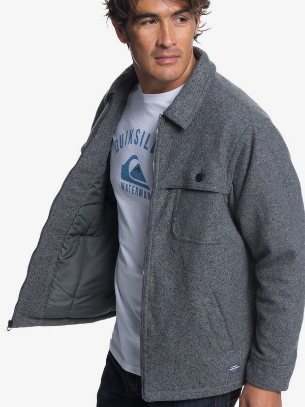 Waterman Lost Road - Zip -Up Jacket for Men  EQMJK03015