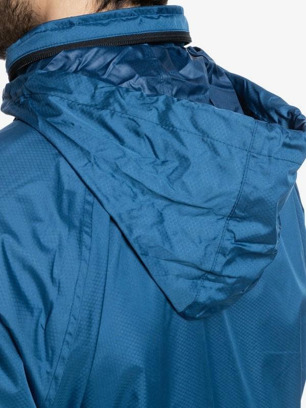 Waterman Shell Shock - Water-Resistant Windbreaker for Men  EQMJK03023