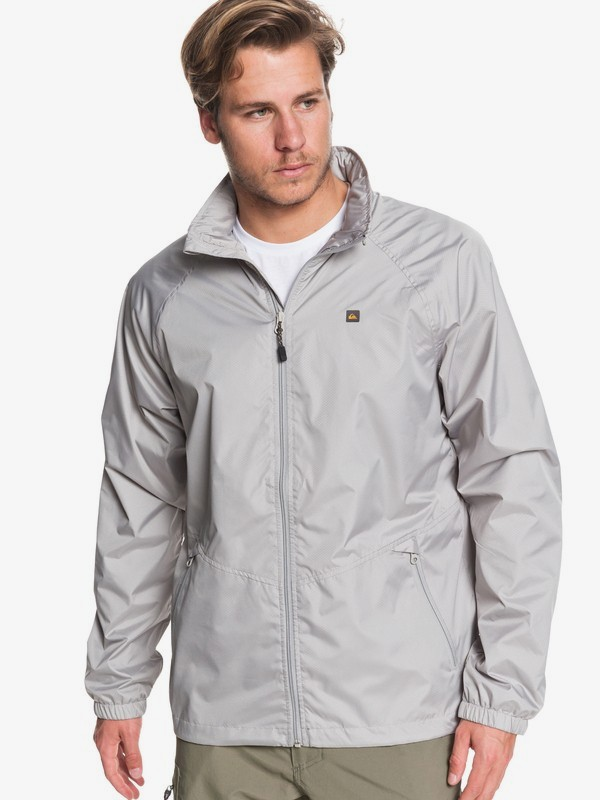 Waterman Shell Shock - Water-Resistant Windbreaker for Men  EQMJK03023