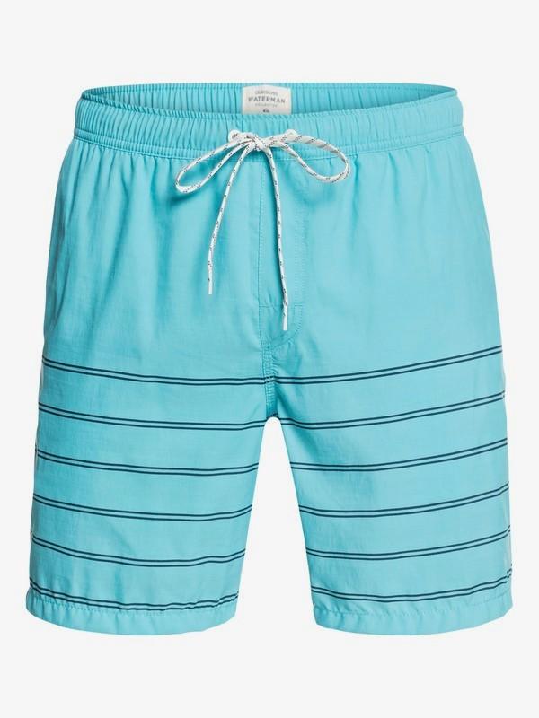 """Waterman Sundowner 18"""" - Swim Shorts for Men  EQMJV03046"""