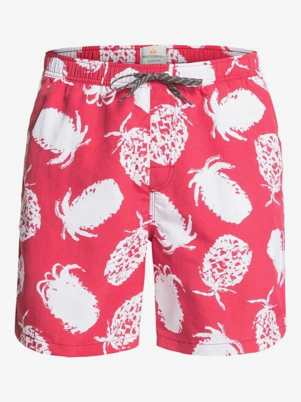"Waterman Pineapple Web 18"" - Swim Shorts for Men  EQMJV03054"