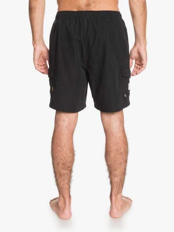 "Waterman Balance 18"" - Swim Shorts  EQMJV03057"
