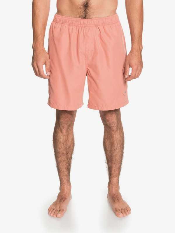 "Waterman Balance 18"" - Swim Shorts  EQMJV03057"