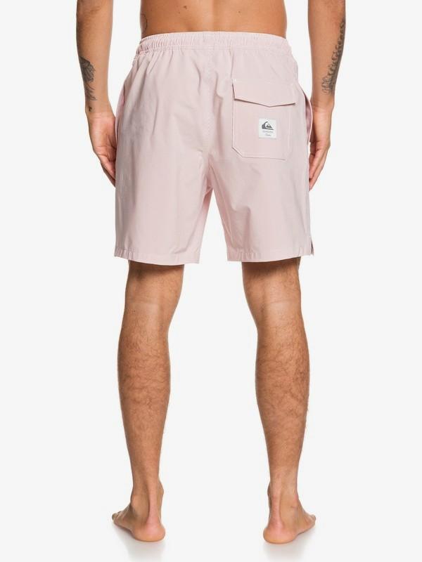 "Waterman The Deck 18"" - Swim Shorts for Men  EQMJV03060"
