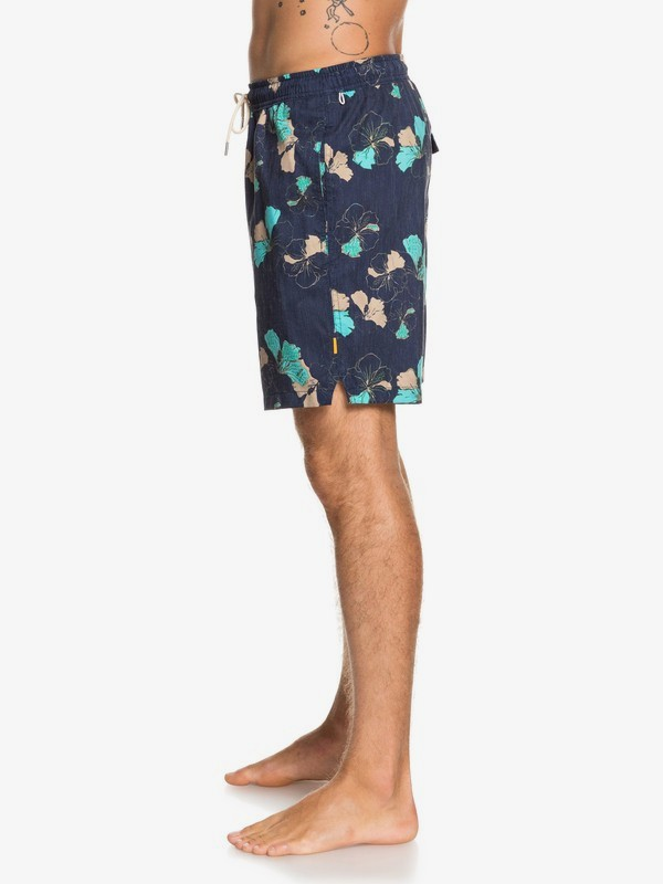 "Waterman Lei Around 18"" - Swim Shorts for Men  EQMJV03061"