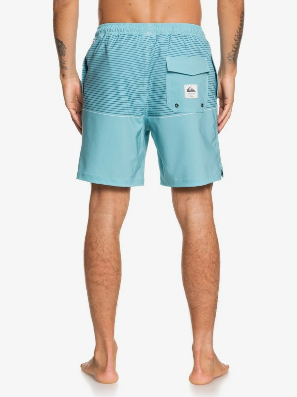 "Waterman Portside 18"" - Swim Shorts  EQMJV03063"