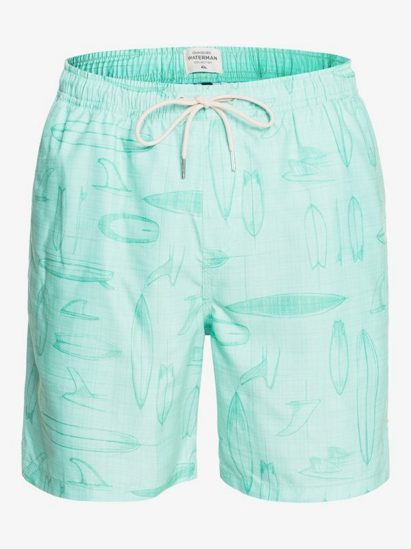 "Boardstory 18"" - Swim Shorts for Men  EQMJV03064"
