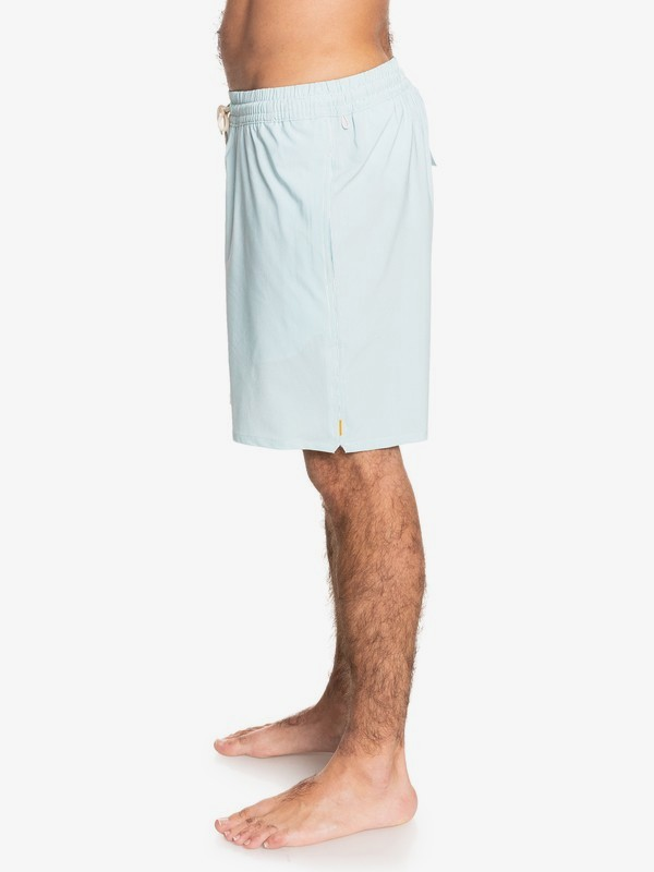 "Waterman The Deck 18"" - Swim Shorts for Men  EQMJV03073"