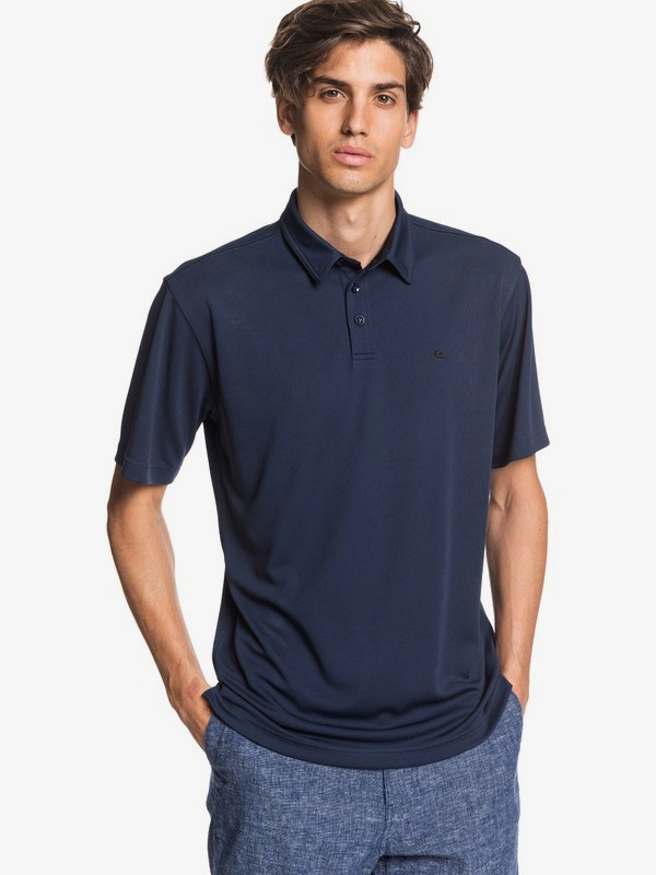 Waterman Water - Short Sleeve Polo Shirt for Men  EQMKT03046