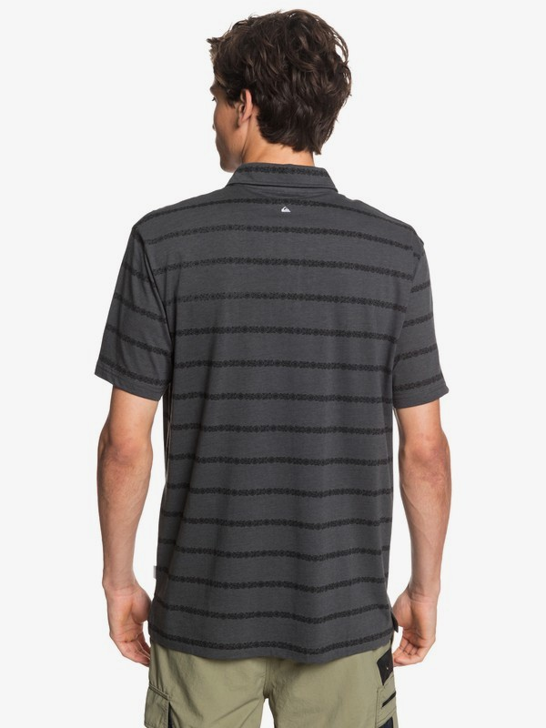 Waterman Free Cast - Sustainable Short Sleeve Polo Shirt  EQMKT03075