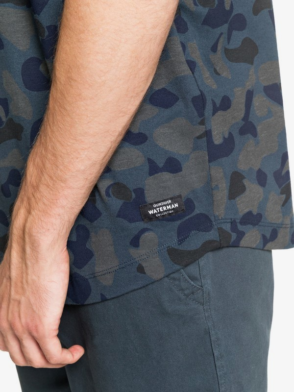 Waterman Pacific Camo - Pocket T-Shirt  EQMKT03081