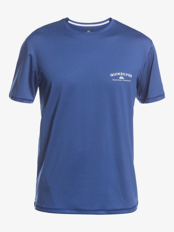 Gut Check - Short Sleeve UPF 50 Surf T-Shirt for Men  EQMWR03079