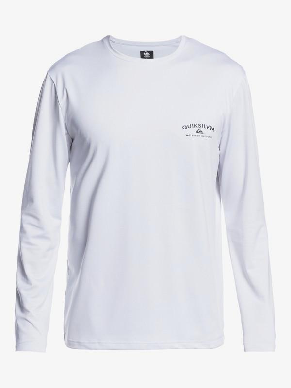 Gut Check - Long Sleeve UPF 50 Surf T-Shirt for Men  EQMWR03080