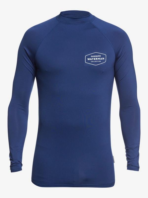 Sea Dog - Long Sleeve UPF 50 Surf T-Shirt for Men  EQMWR03081