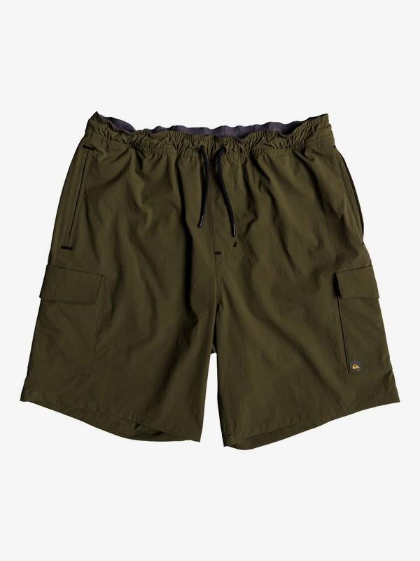 "Waterman Explorer 19"" - Technical Shorts for Men  EQMWS03041"
