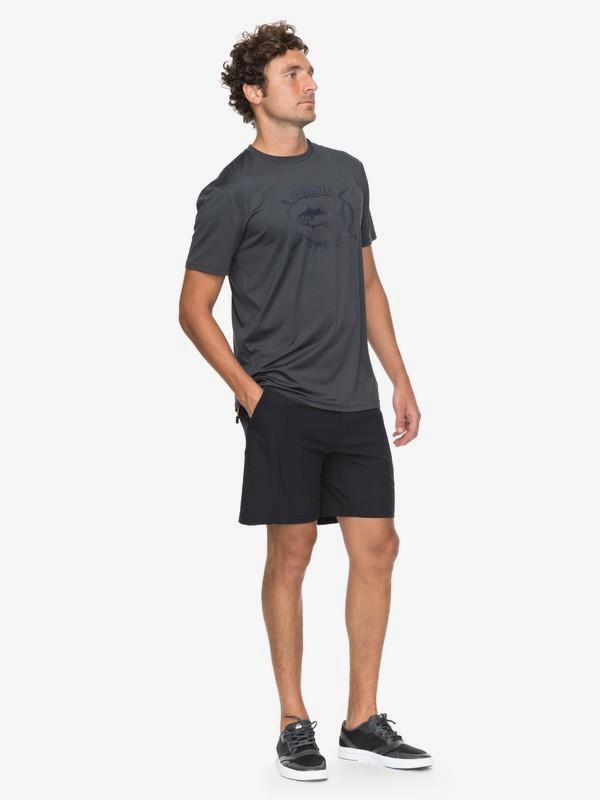 "Waterman Venture 19"" - Amphibian Board Shorts for Men  EQMWS03049"