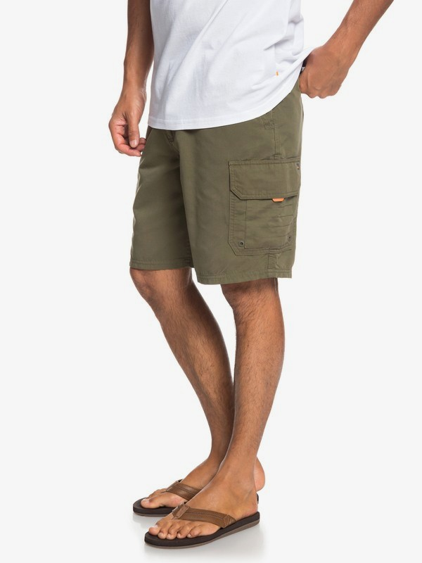 "Waterman Maldive 20"" - Cargo Shorts for Men  EQMWS03078"