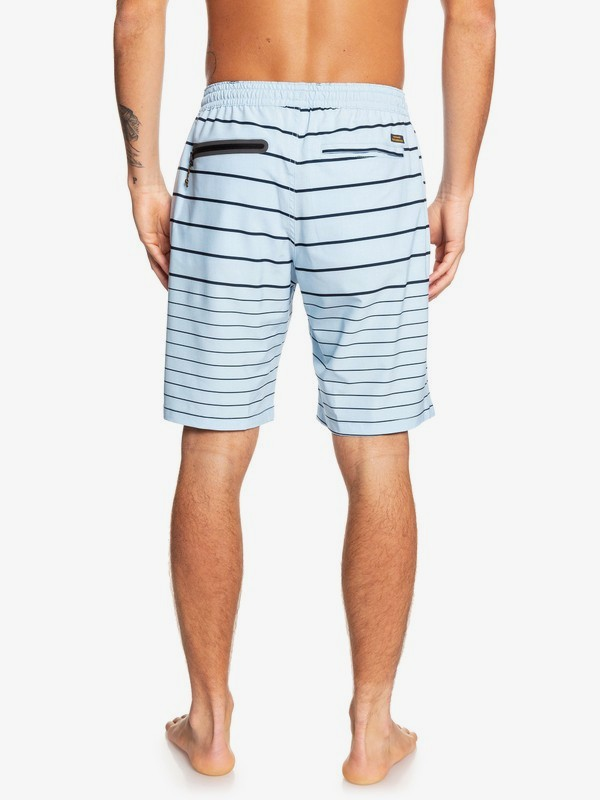 "Waterman Suva Stripe 20"" - Amphibian Board Shorts for Men  EQMWS03092"