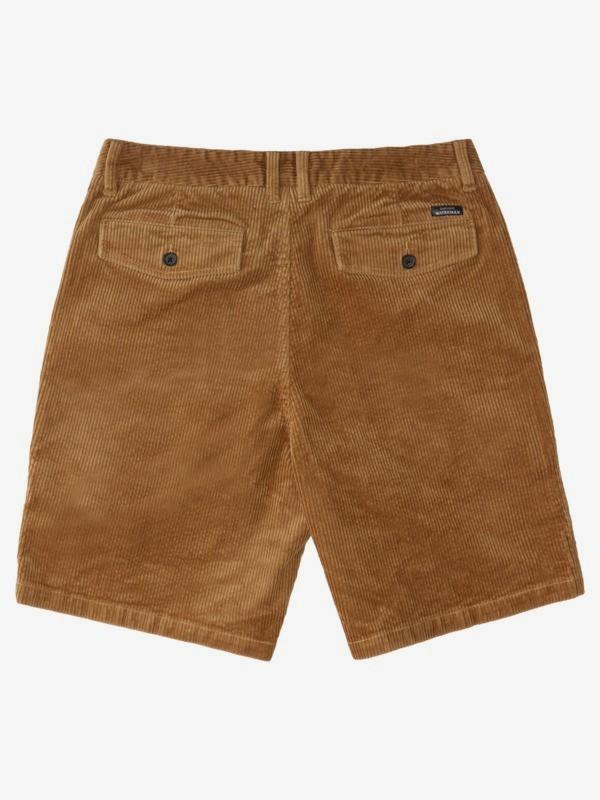 Waterman Secret Cord - Chino Shorts for Men  EQMWS03101