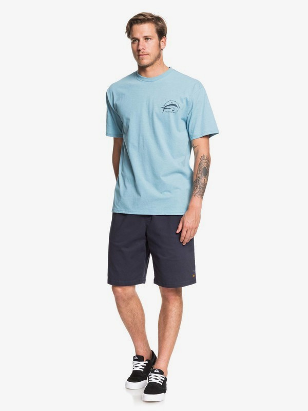"Waterman Cabo 21"" - Elasticated Shorts for Men  EQMWS03109"