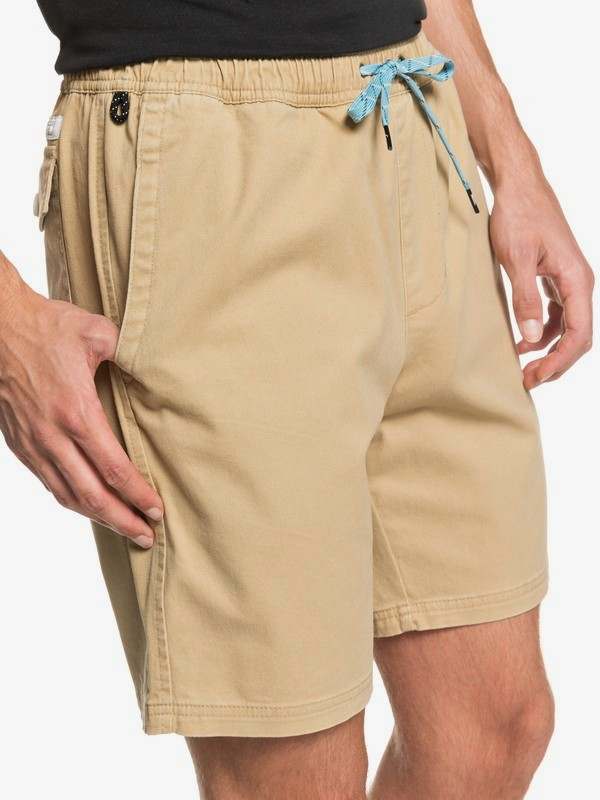 "Waterman Cabo Shore 19.5"" - Elasticated Shorts for Men  EQMWS03113"