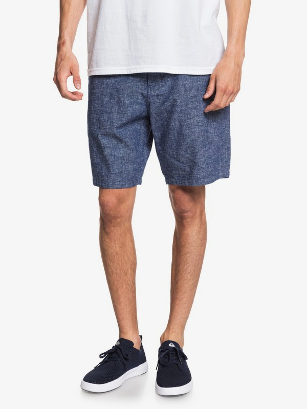 "Waterman Turista Shore 20"" - Chino Shorts for Men EQMWS03114"