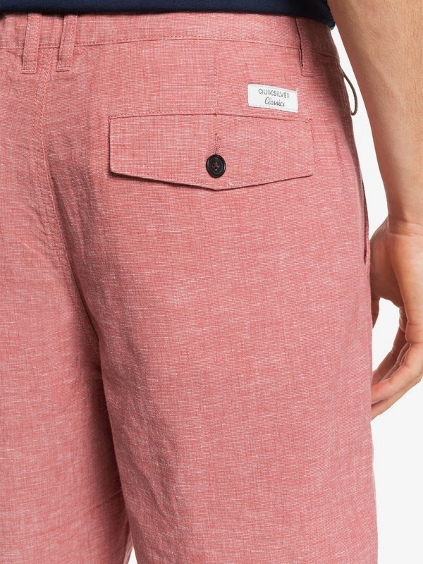 "Waterman Turista Shore 20"" - Chino Shorts for Men  EQMWS03114"