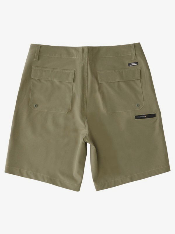 "Waterman Backwater 20"" - Amphibian Board Shorts  EQMWS03122"