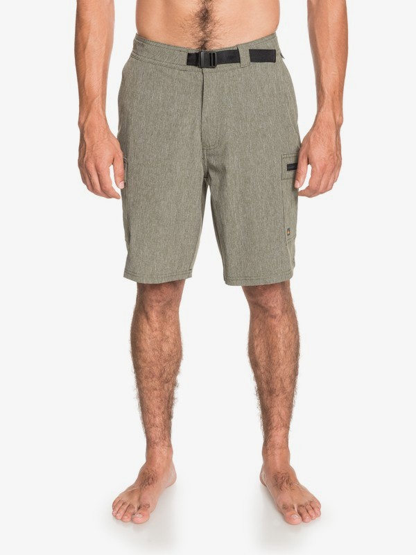 "Waterman Captain 20"" - Amphibian Board Shorts for Men  EQMWS03123"