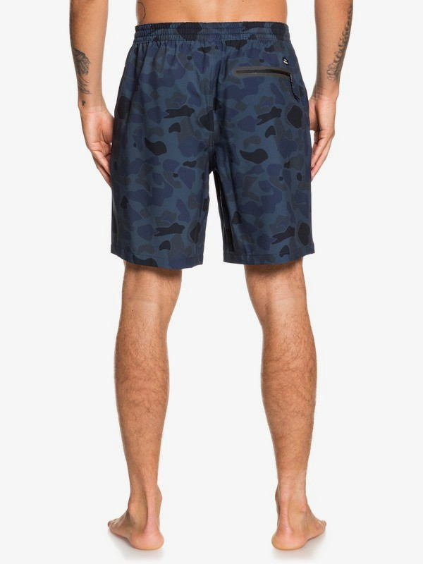 "Waterman Rapid 19"" - Amphibian Board Shorts  EQMWS03126"