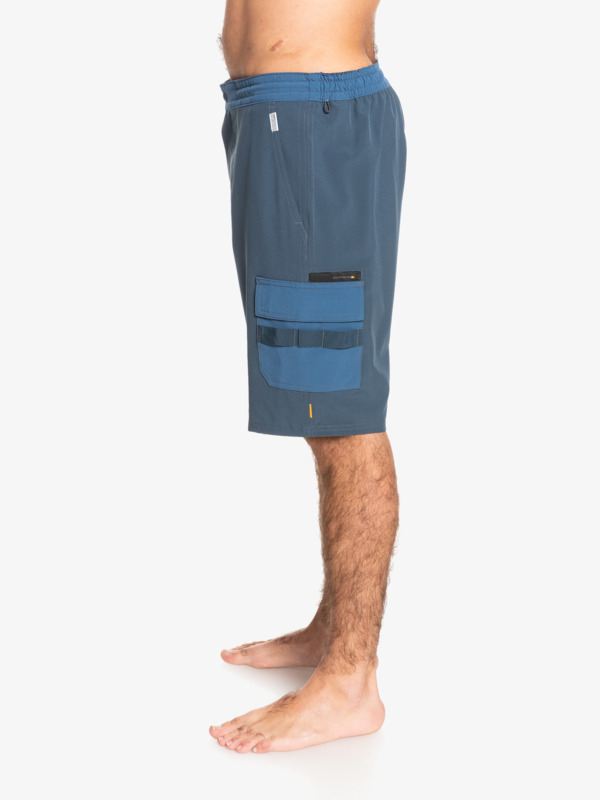 "Waterman Seafaring 20"" - Amphibian Board Shorts for Men  EQMWS03137"