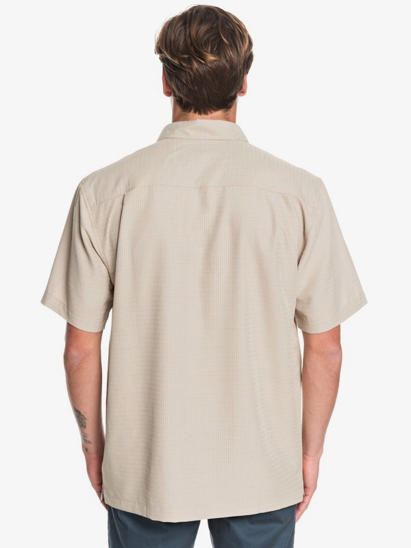 Waterman Centinele - Short Sleeve Shirt for Men  EQMWT03150