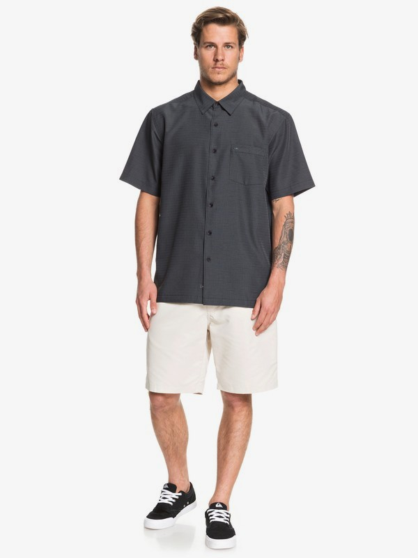 Waterman Centinela - Short Sleeve Shirt for Men  EQMWT03150