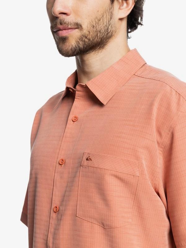 Waterman Centinela - Short Sleeve Shirt for Men  EQMWT03150