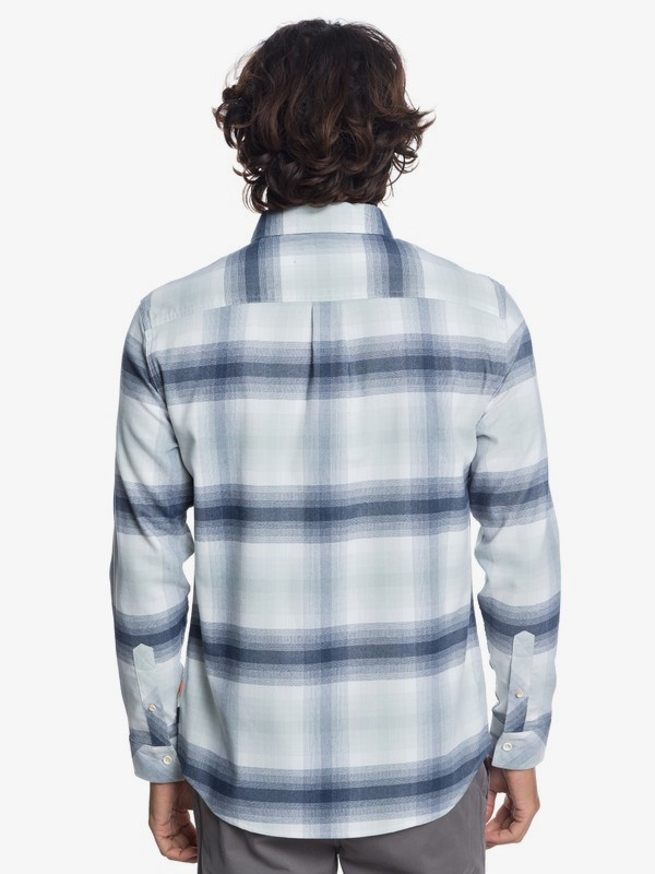 Waterman Thermo Hyper Flannel - Technical Long Sleeve Shirt for Men  EQMWT03183