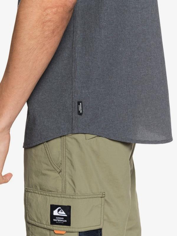 Waterman Tech Tides - Short Sleeve UPF 30 Shirt for Men  EQMWT03225