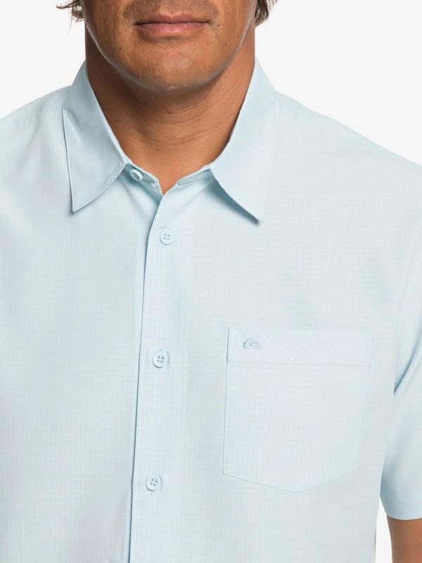 Waterman Centinela - Short Sleeve Shirt for Men  EQMWT03232