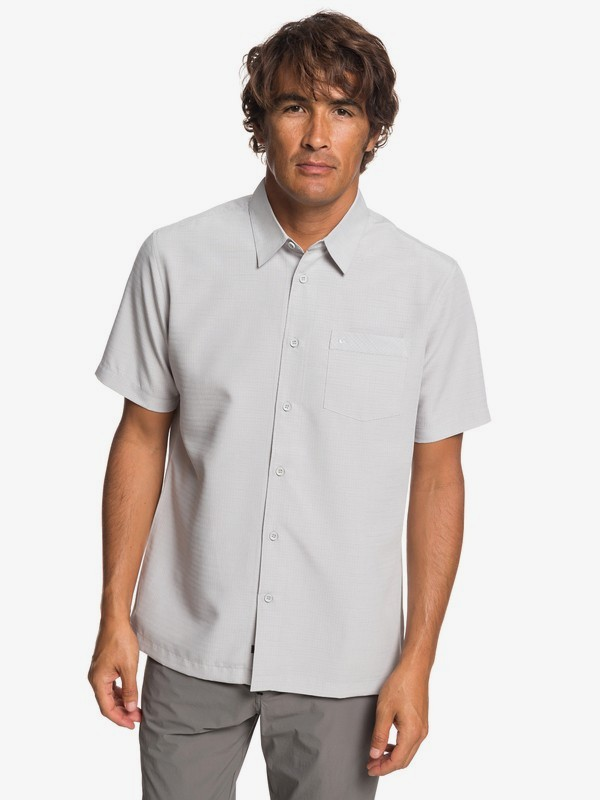 Waterman Centinela - Short Sleeve Shirt for Men  EQMWT03232