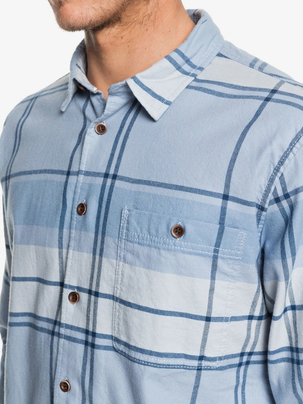 Waterman Unfiltered Stoke - Long Sleeve Shirt for Men EQMWT03266