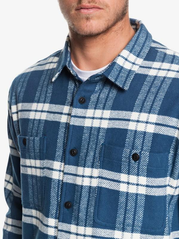 Waterman Outer Ridge - Long Sleeve Shirt for Men EQMWT03267