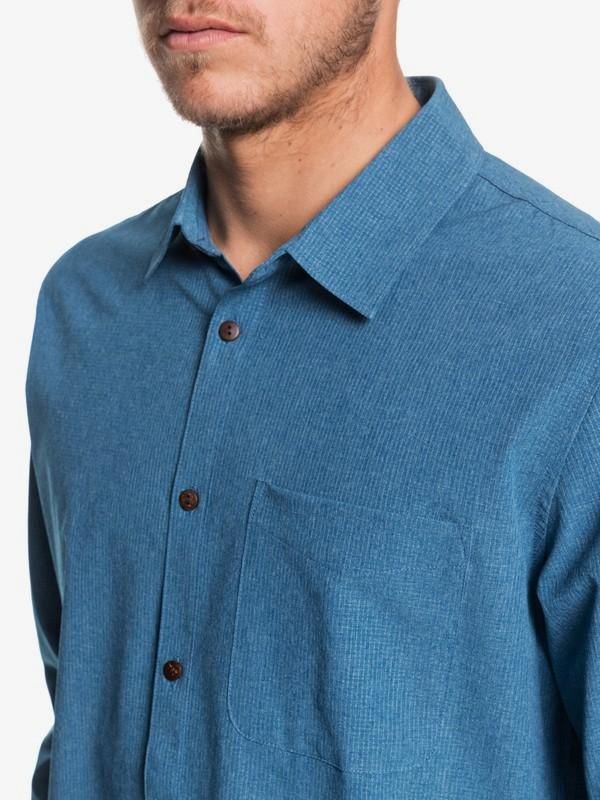 Waterman Tech - Technical Long Sleeve UPF 30 Shirt for Men  EQMWT03285