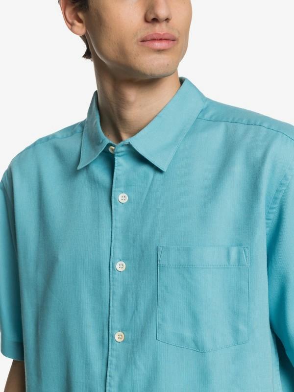 Waterman Clear Ways - Short Sleeve Shirt for Men  EQMWT03291